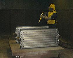 Operator Blastroom