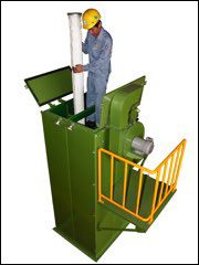 Dust Collector Easy Maintenance
