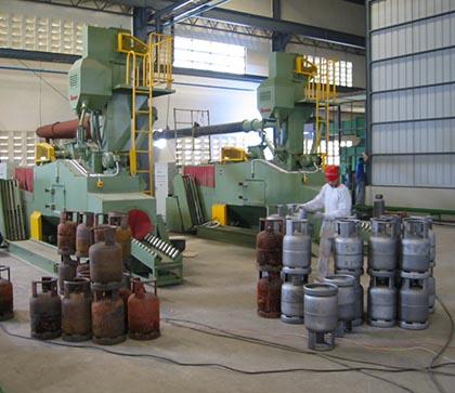 Toch Gas Cylinder 3