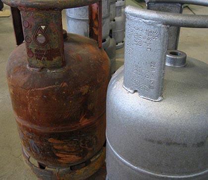 Toch Gas Cylinder 5